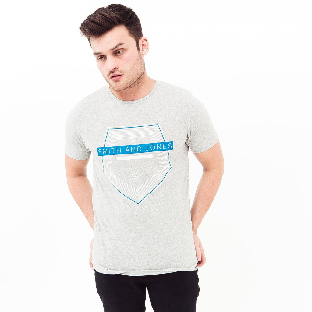 Kindal T-Shirt S / Mid Grey Marl T-Shirts