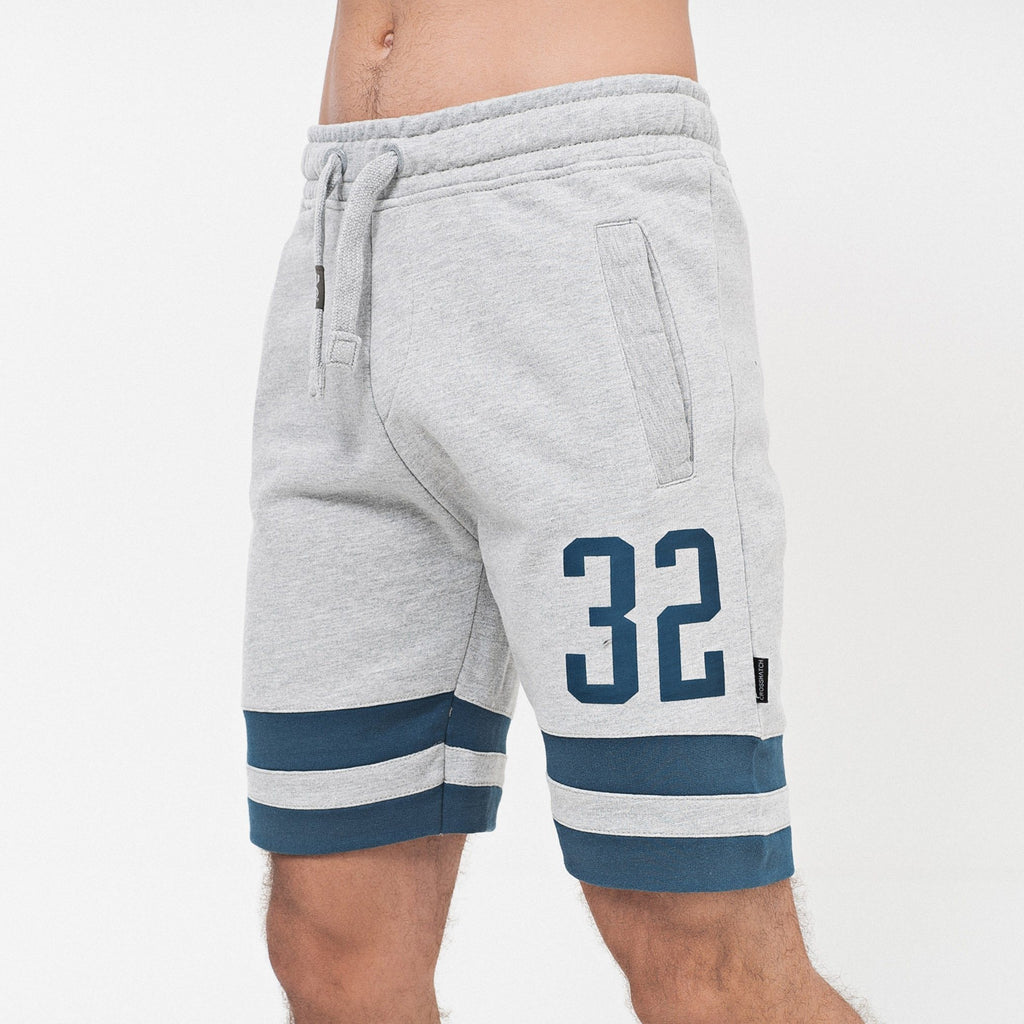 Lempy Shorts S / Grey Marl