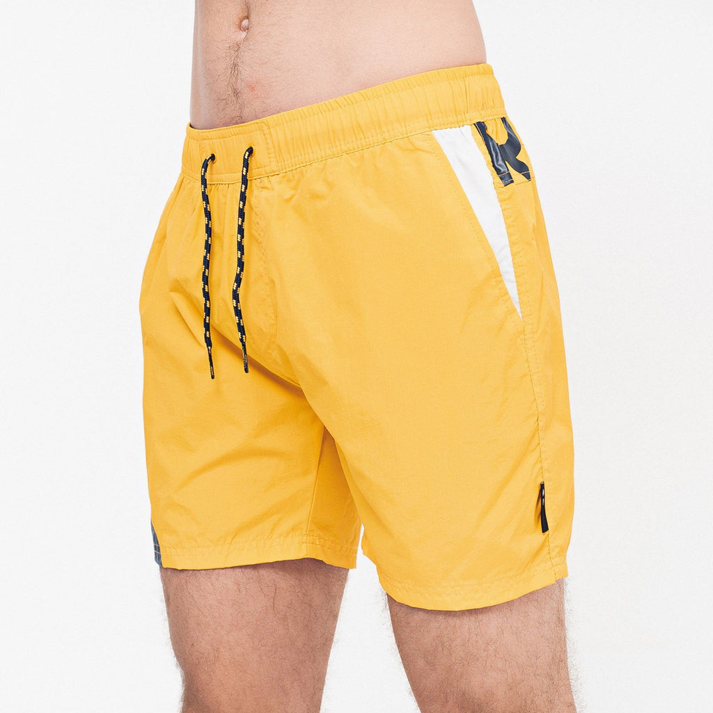 Leymere Swim Shorts S / Yellow
