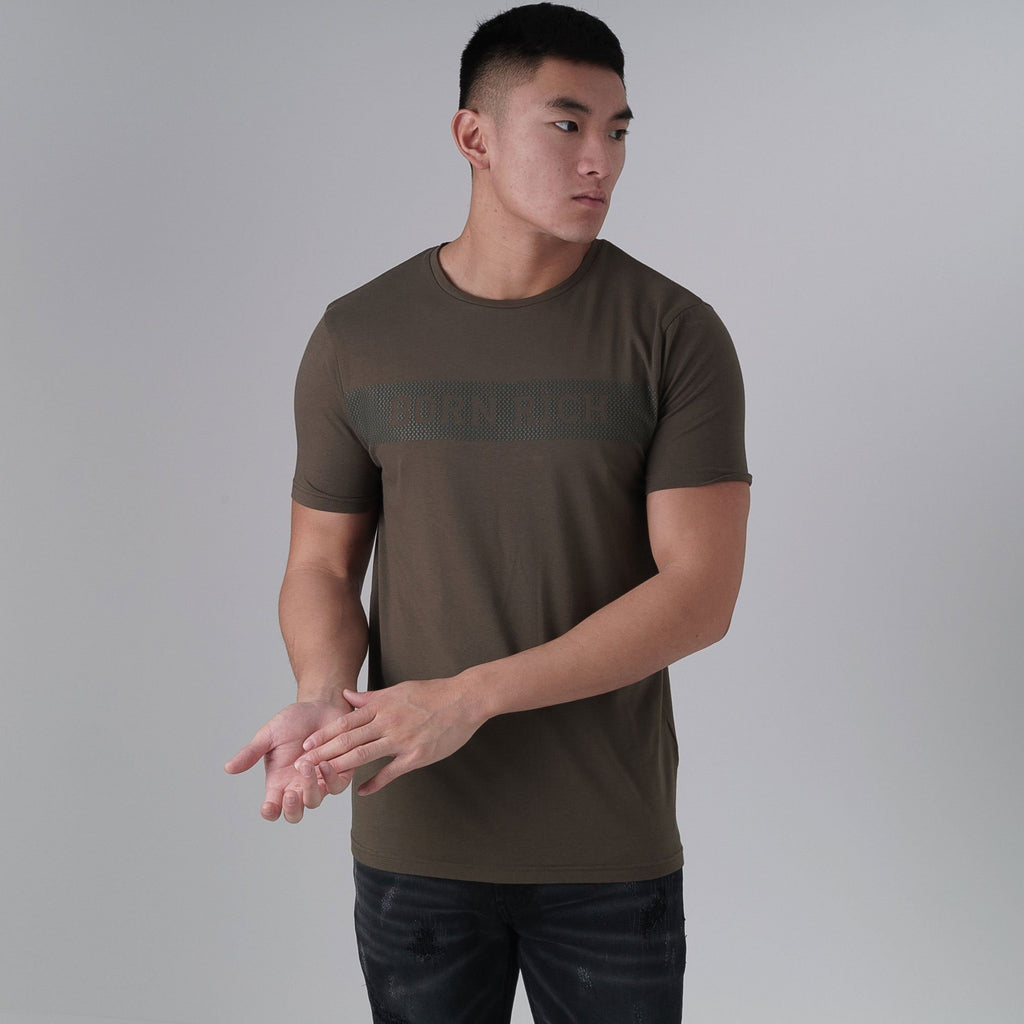 Mantas T-Shirt S / Olive Night T-Shirts