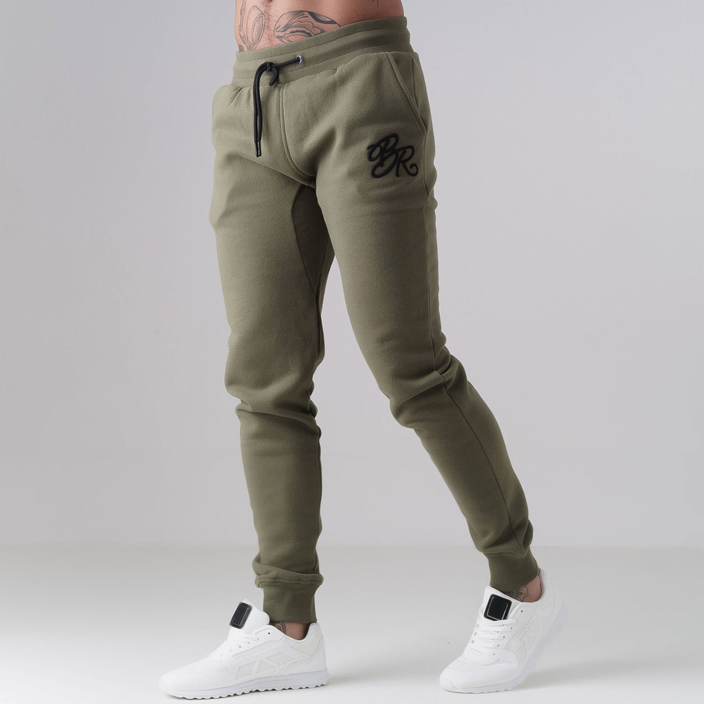 Martial Joggers S / Burnt Olive