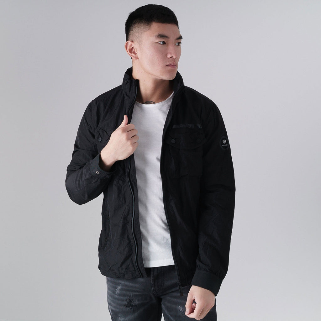 Munas Jacket S / Black Outerwear