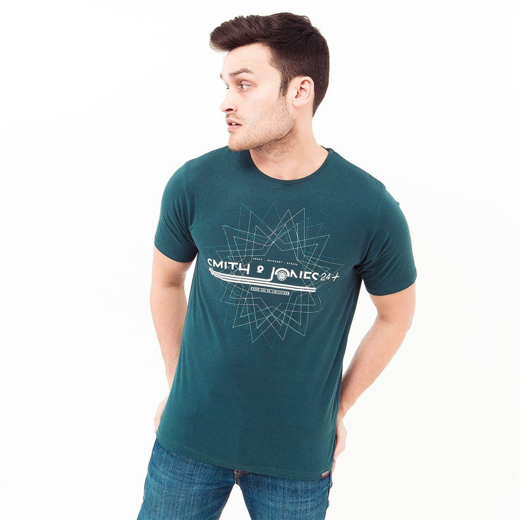 Opane T-Shirt S / Deep Teal T-Shirts