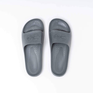 Oreti Sliders 6/7 / Grey Footwear