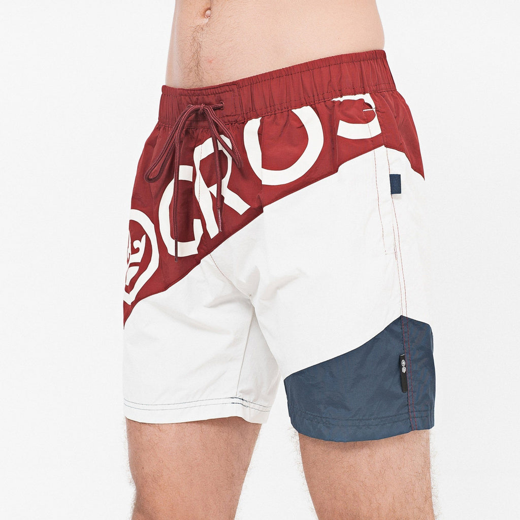 Quarts Swim Shorts S / Red