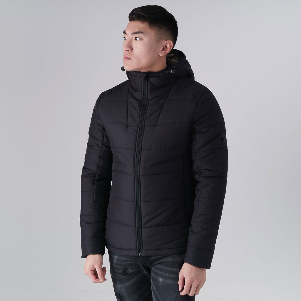 Rafael Jacket S / Black Outerwear
