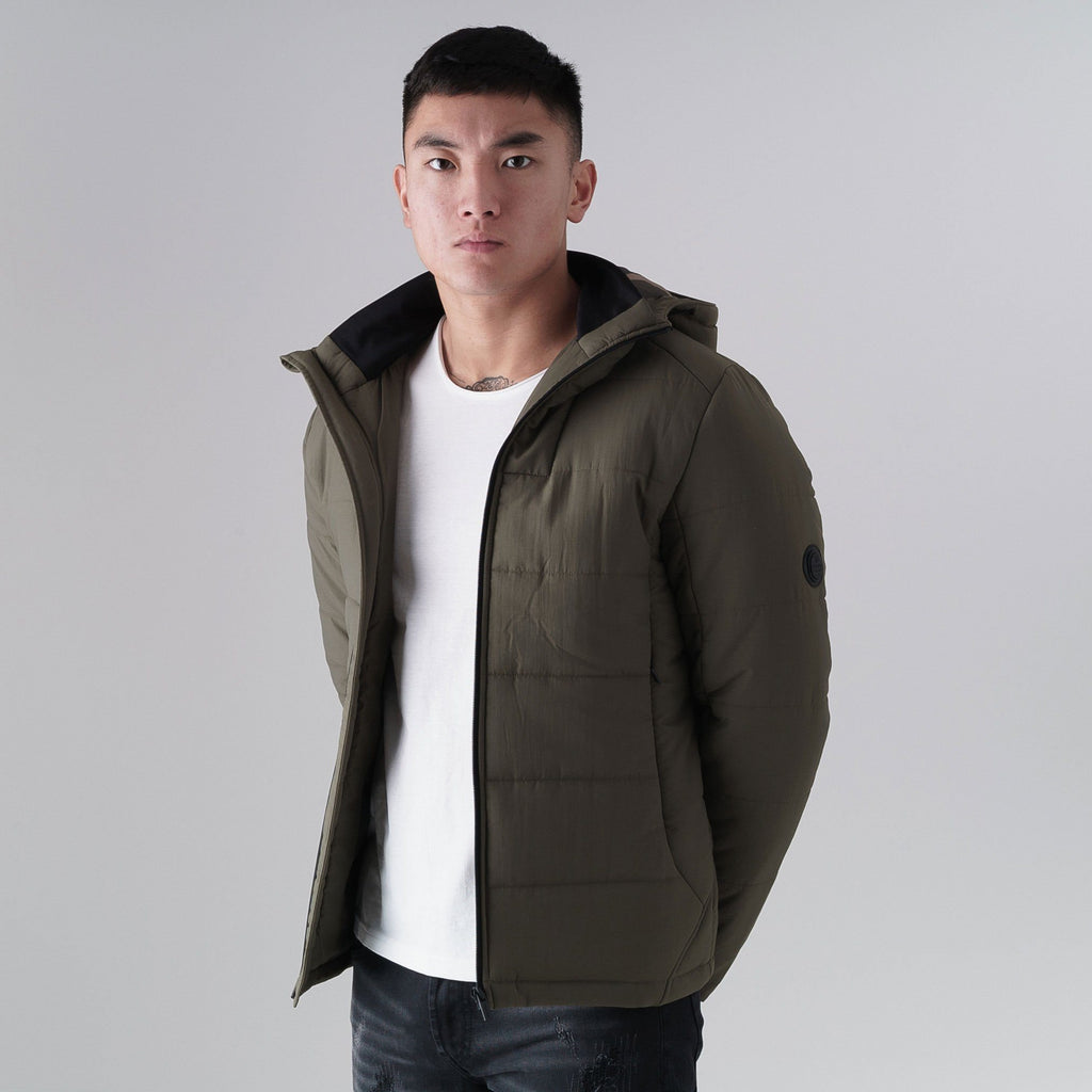 Rafael Jacket S / Olive Night Outerwear