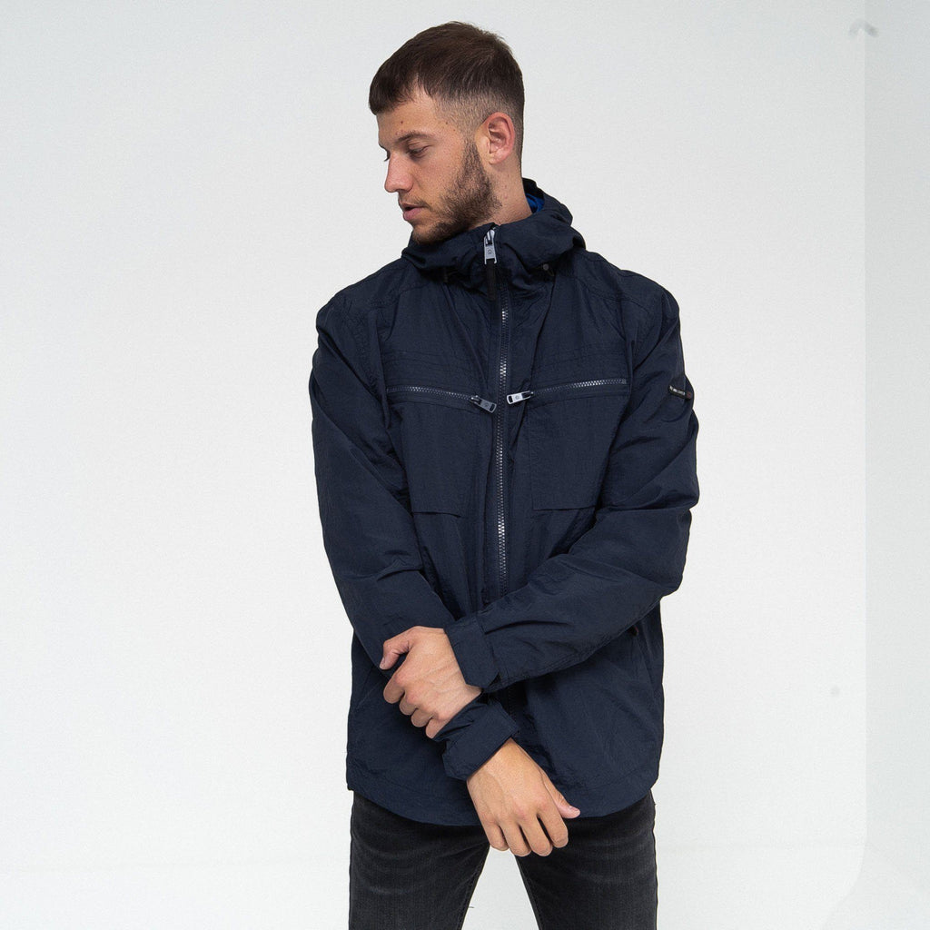 Rhombus Jacket S / Deep Navy Outerwear