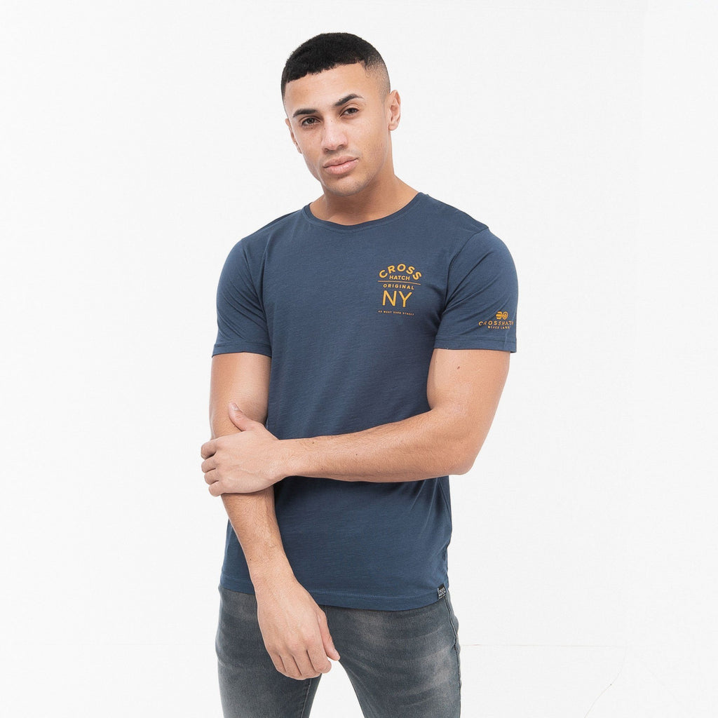 Rhoscolyn T-Shirt S / Navy T-Shirts