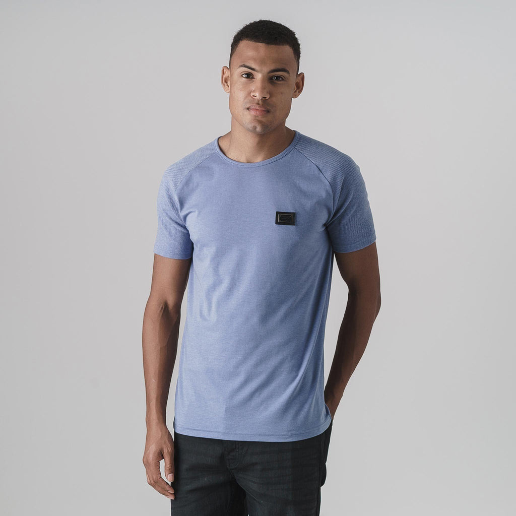 Robben T-Shirt S / Blue Ice Marl T-Shirts