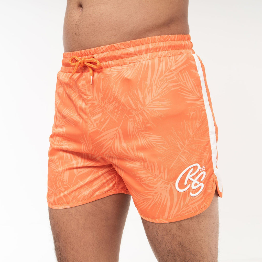 Salsola Shorts S / Orange