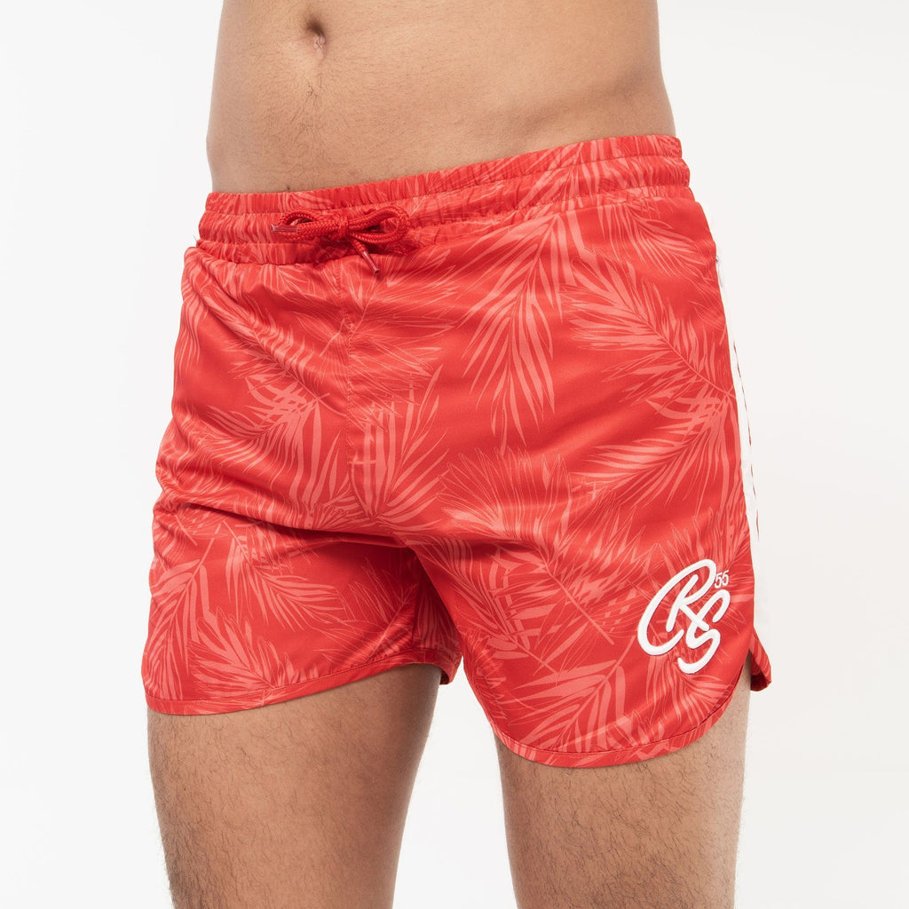 Salsola Shorts S / Red