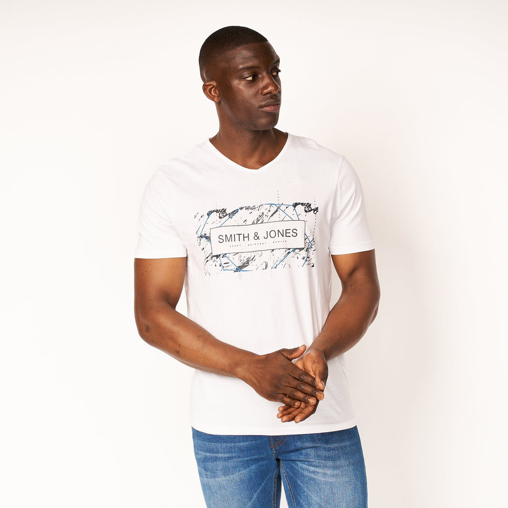 Ebstein T-Shirt White