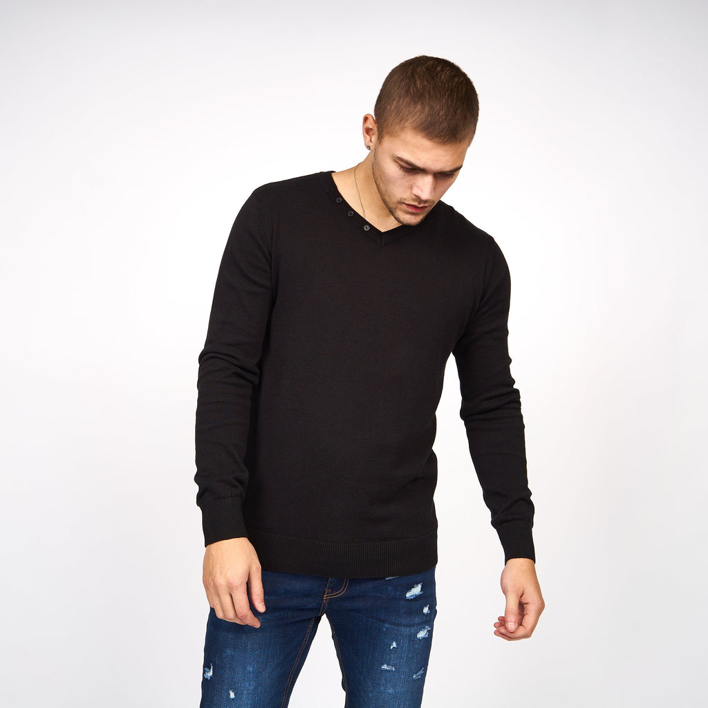 Garsen Knit Black