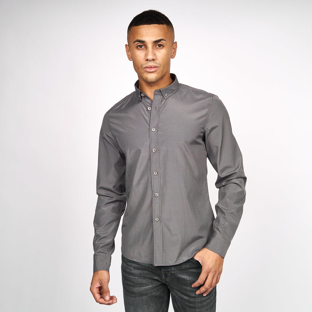 Jarbo Shirt Peat Green