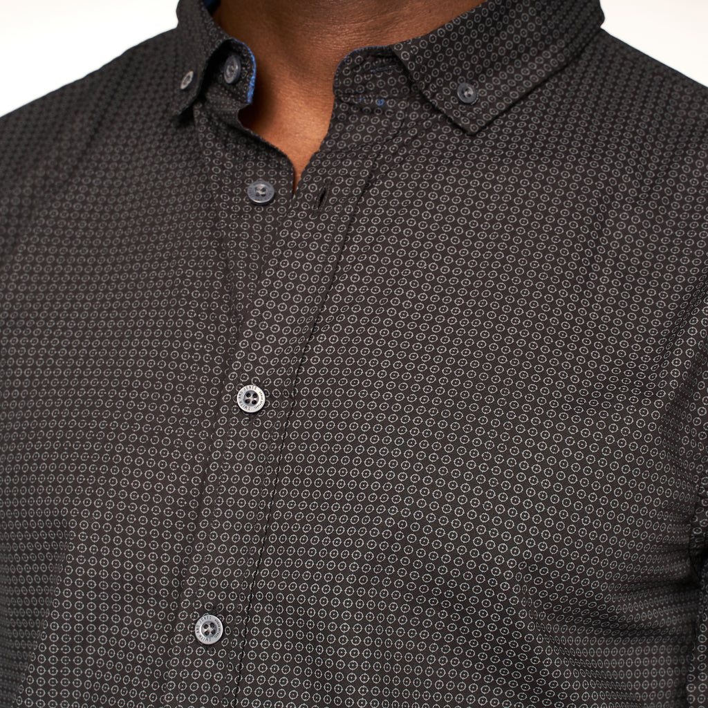 Altier Shirt Black