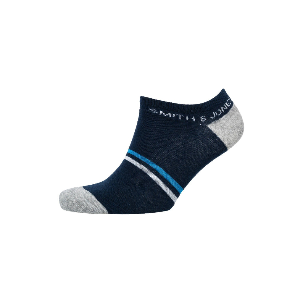 Deuxline Trainer Socks 5Pk - Assorted Underwear