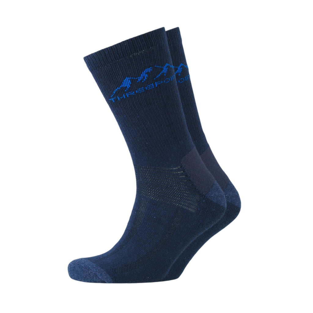 Peddars Socks 2Pk - Navy Accessories