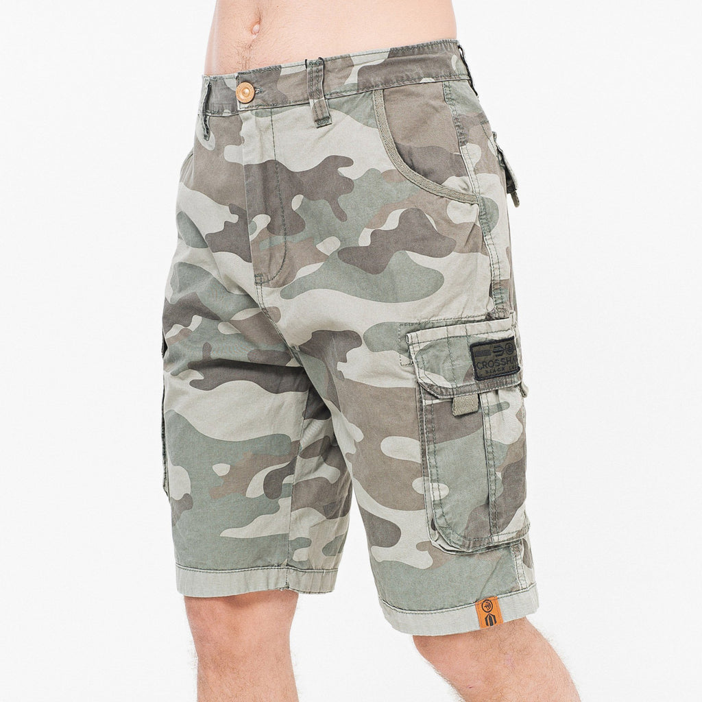 Watchford Shorts W30 / Olive Camo