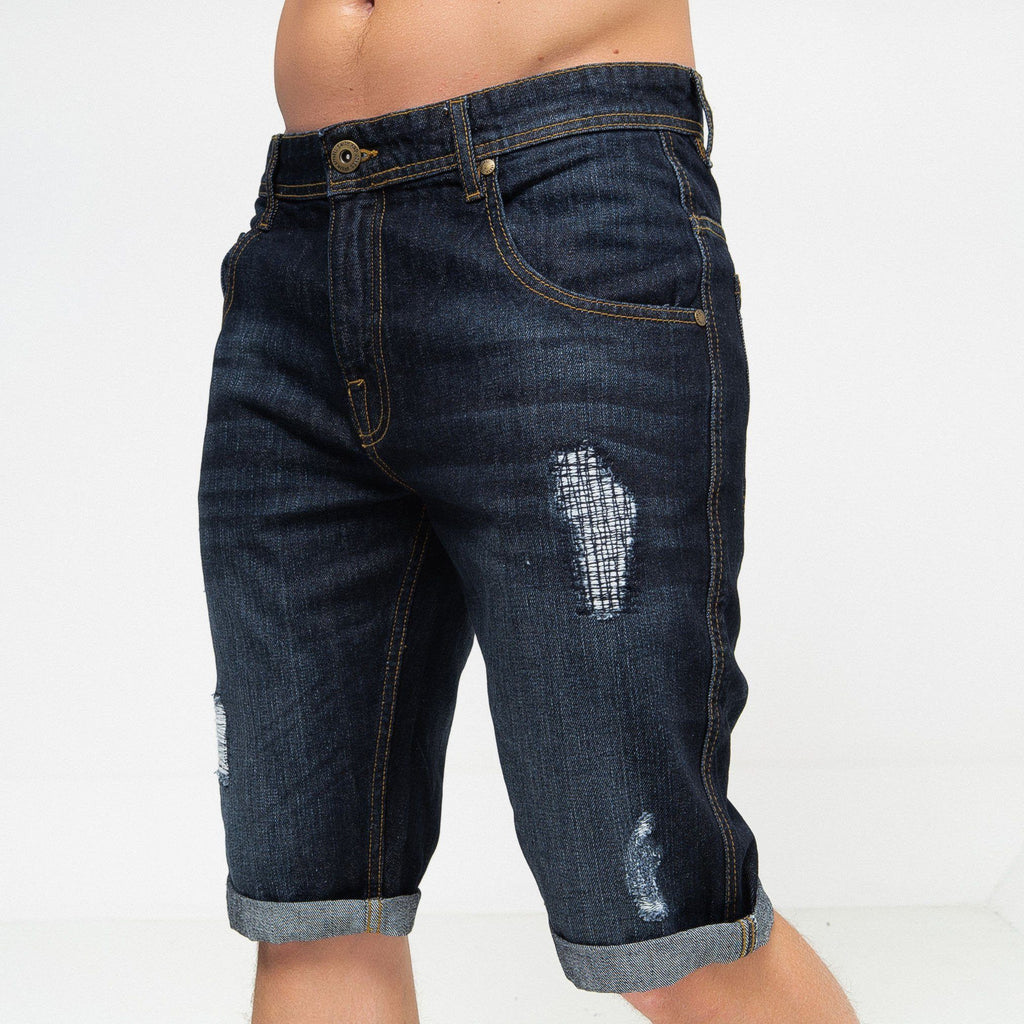 Weimar Shorts Dark Wash / W30