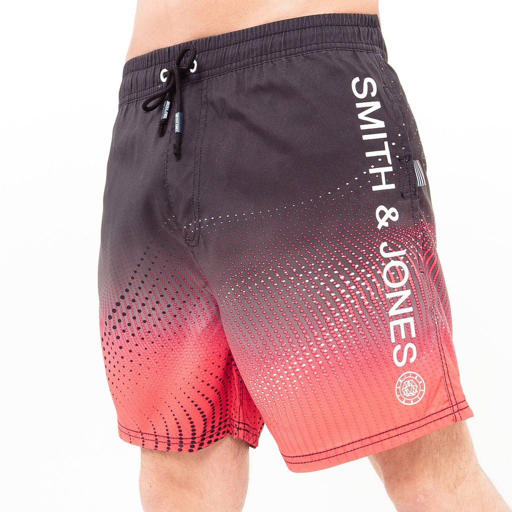 Zarke Swim Shorts S / Black