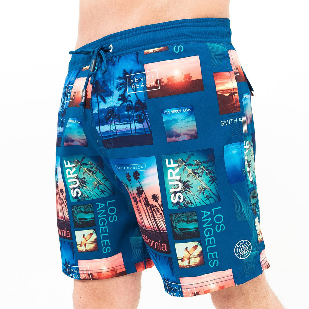 Zodai Swim Shorts S / Skydiver