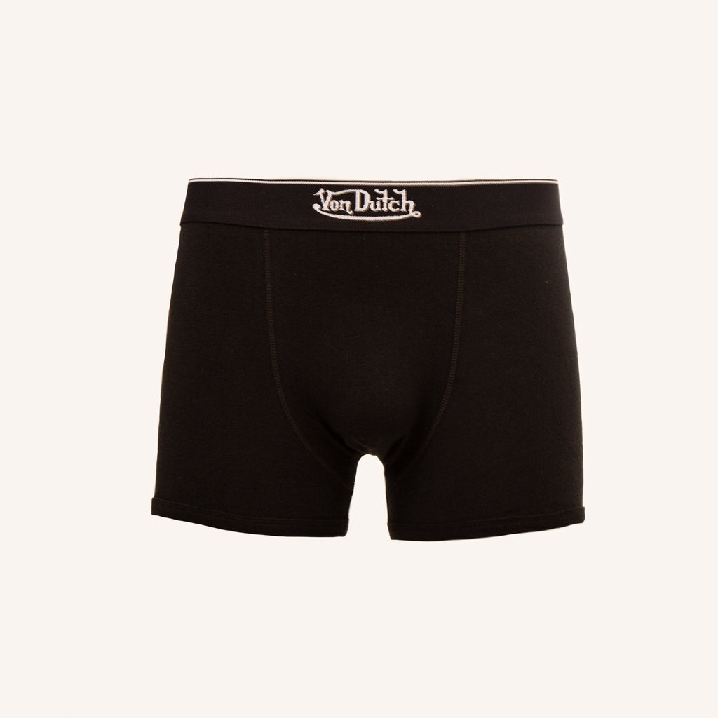 Von Dutch Smokey Boxers 3Pk - Black /white/grey Accessories