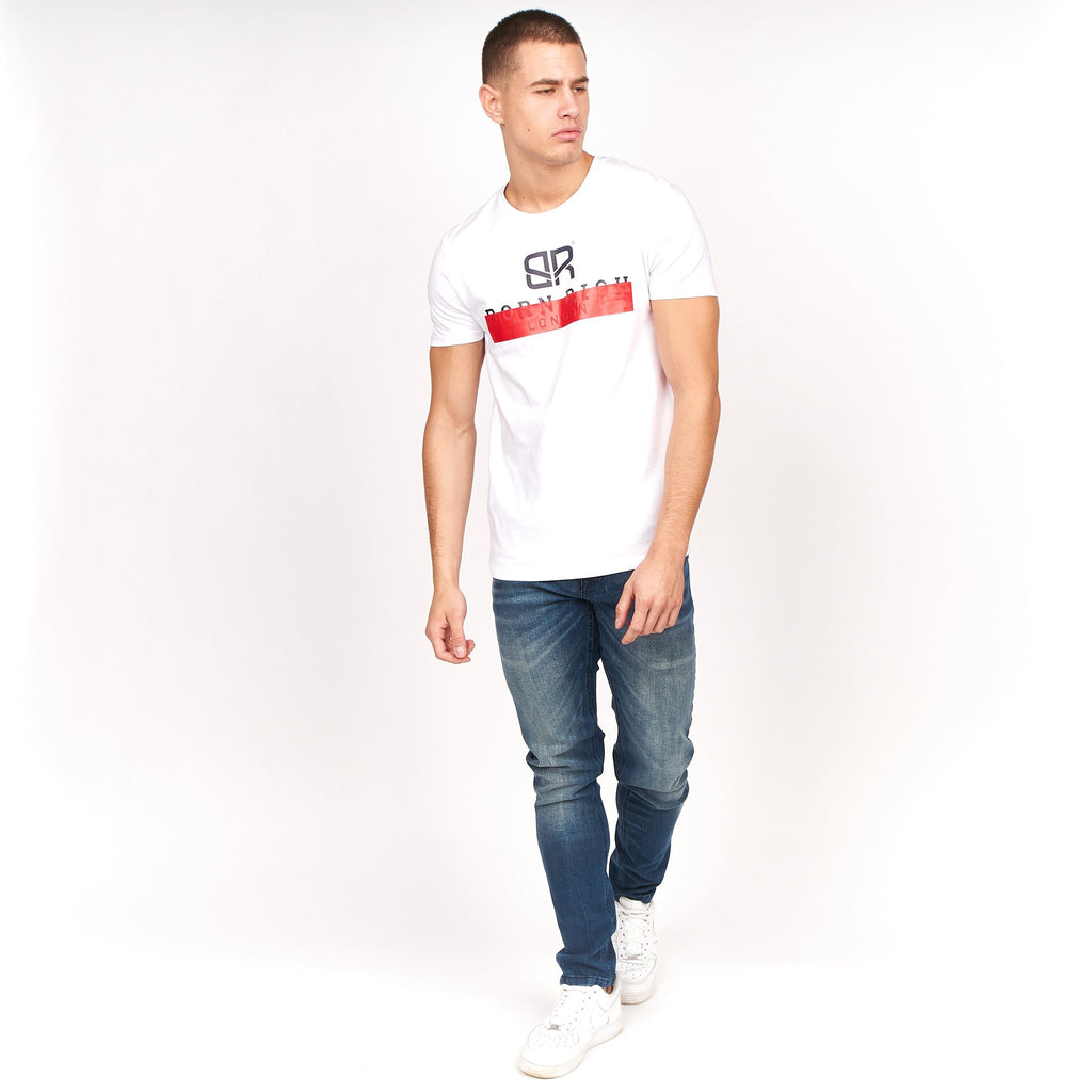 Henchoz T-Shirt White
