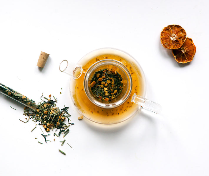 Tea of the month: Kick up the bum
