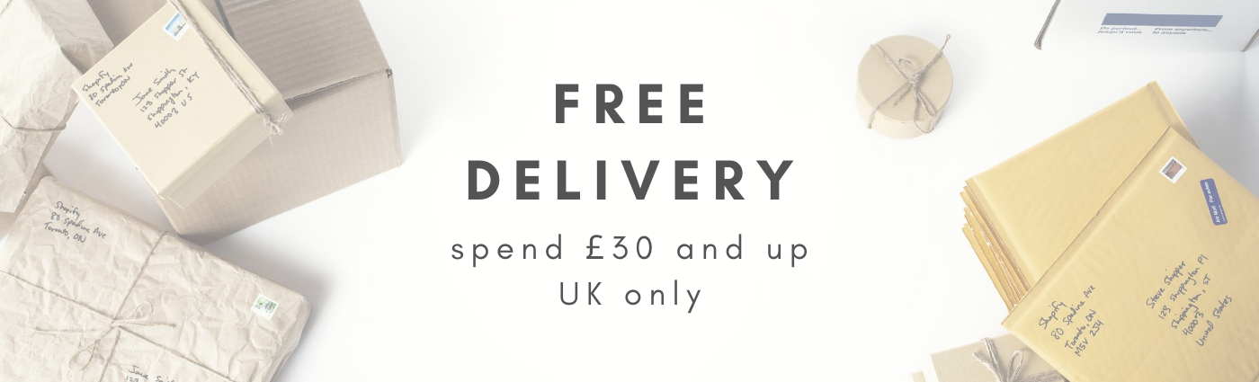free delivery orders over 30 pounds