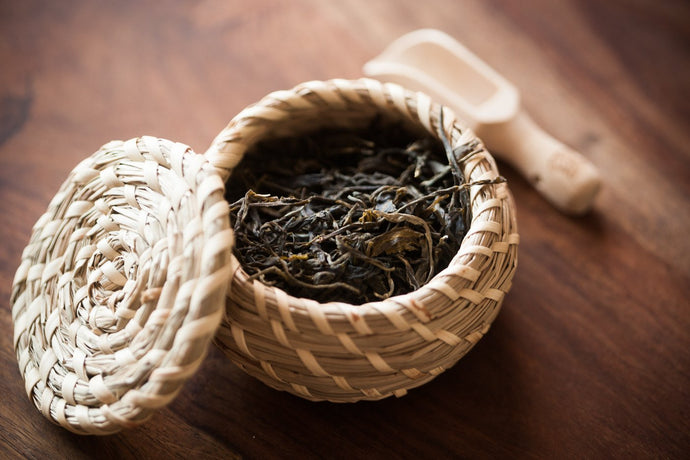Assam Green Adventure - Organic-Natural - Herbal remedies - loose tea TGFOP, handcrafted, direct-trade tea from Assam
