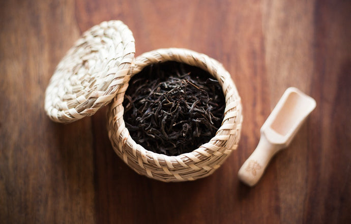Queen of Assam - Organic-Natural, loose tea, handcrafted, direct-trade black tea from Assam TGFOP grade