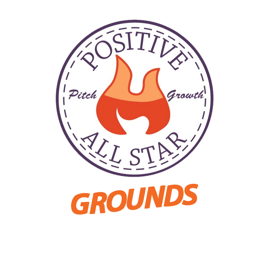 Stickers! - Positive Grounds