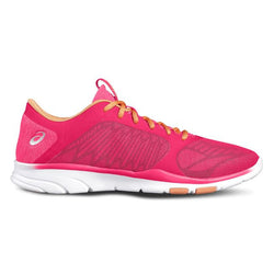 Asics Gel-Fit Tempo 3 Diva Pink/Silver/Melon - Sports Point