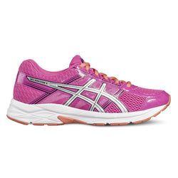 Asics Gel-Contend 4 Pink Glow/Silver/Black - Sports Point