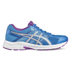 Asics Gel-Contend 4 Diva Blue/Silver/Orchid - Sports Point