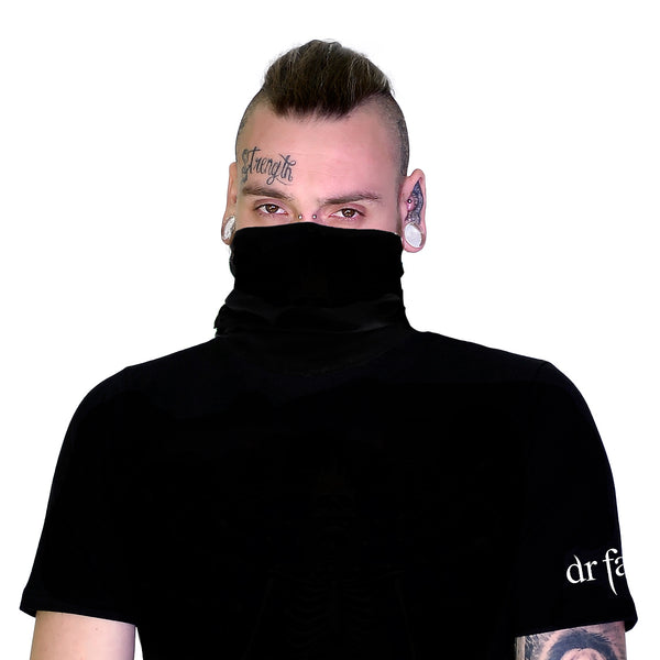 Ninja Jaw Face Mask Covering - Venta