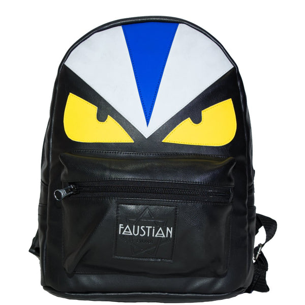 Monster Vegan Leather Backpack - Monster - Dr Faust