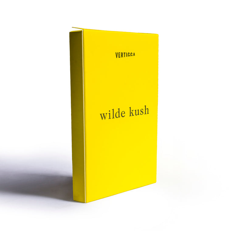 Wilde Kush—The First Science-Based Cannabis Fragrance