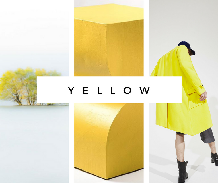 Inspiration: Yellow