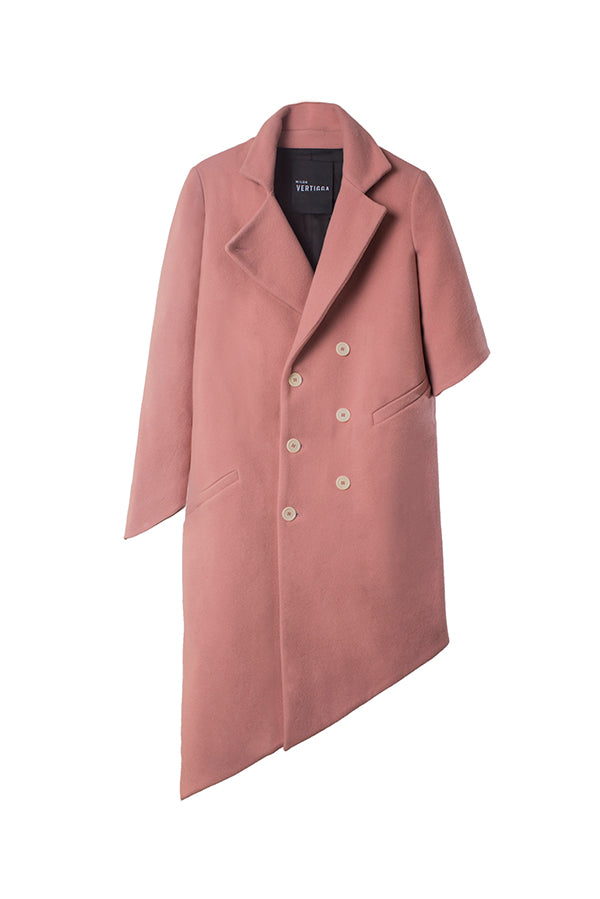 D.P. Georgia Double-Breasted Coat // Unisex
