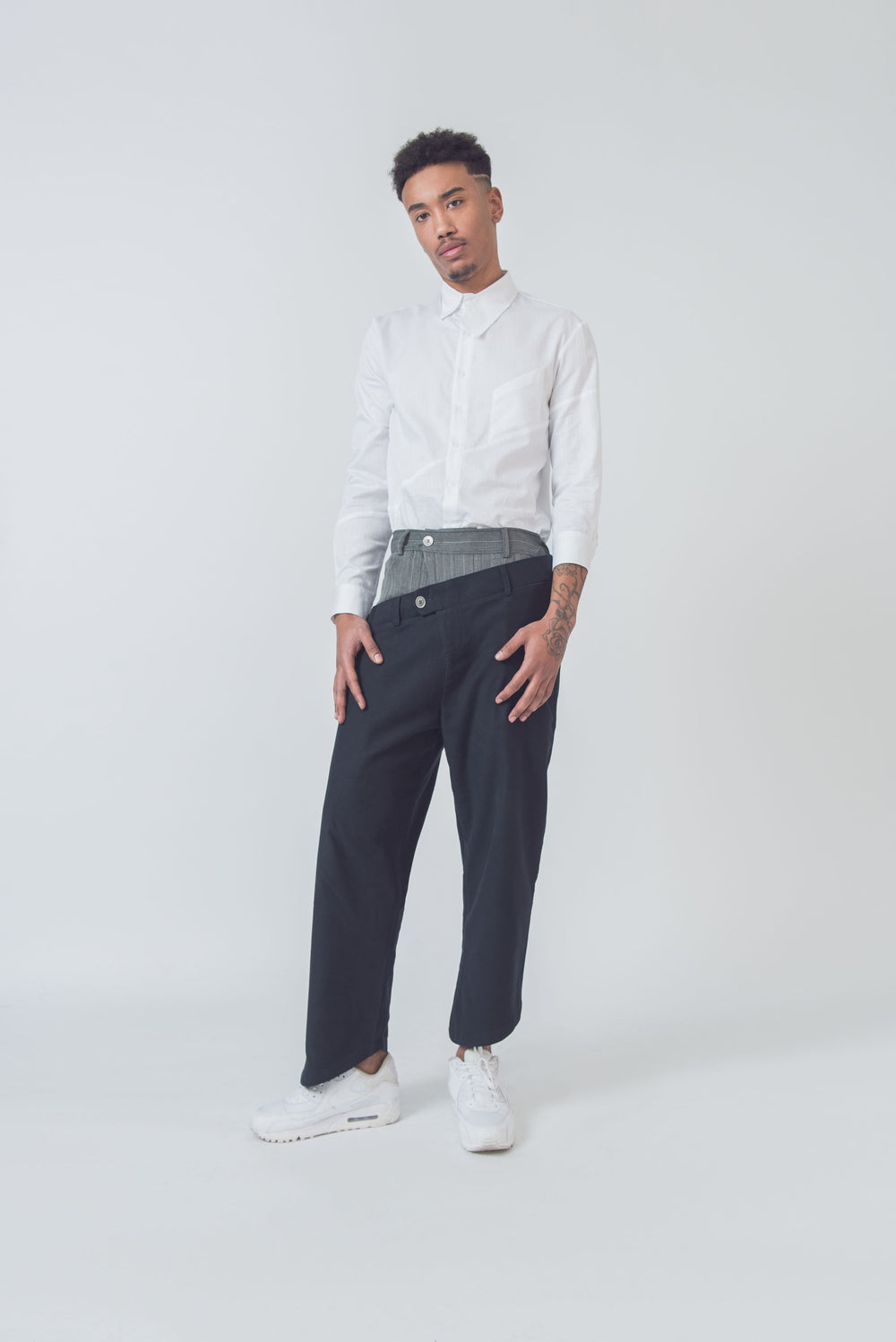 M.B. Smoke Trousers // Unisex