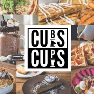 CuBs and CuPs Dog Cafe KL