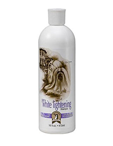 #1 All System Pure White Lightening Shampoo for Pet | Perromart Online Pet Store Malaysia