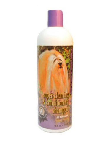 #1 All System Super Cleaning Pet Shampoo | Perromart Online Pet Store Malaysia