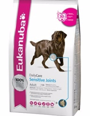 Eukanuba Daily Care - Sensitive Joints (2sizes)
