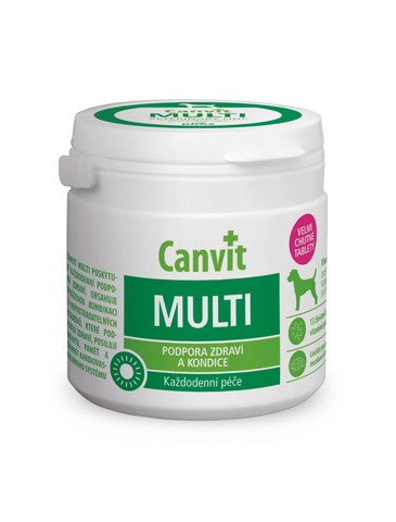 Canvit Multi for Dogs (100g) | Perromart Online Pet Store Malaysia