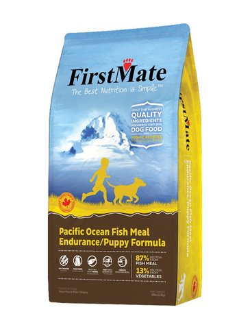 FirstMate Normal Bites Pacific Ocean Fish Original Puppy Grain Free Dry Dog Food (2 Sizes) | Perromart Online Pet Store Malaysia