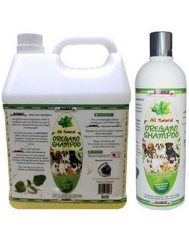 Accurate All Natural Oregano Shampoo For Dogs ( 2 Sizes ) | Perromart Online Pet Store Malaysia