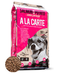 Ala Carte Salmon and Potato Dog Dry Food | Perromart Online Pet Store Malaysia